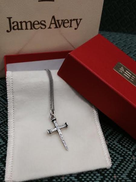 Benefit bidding auctions crossfire youth auction james avery nail cross necklace aloadofball Choice Image