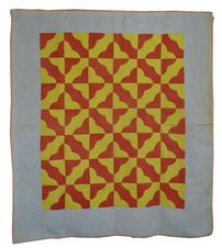 Crooked Road Quilt