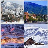 Seven Nights in Steamboat Springs, for Four Includes Ski Lifts or Ziplines 202//200