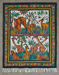 African Wall Hanging //256