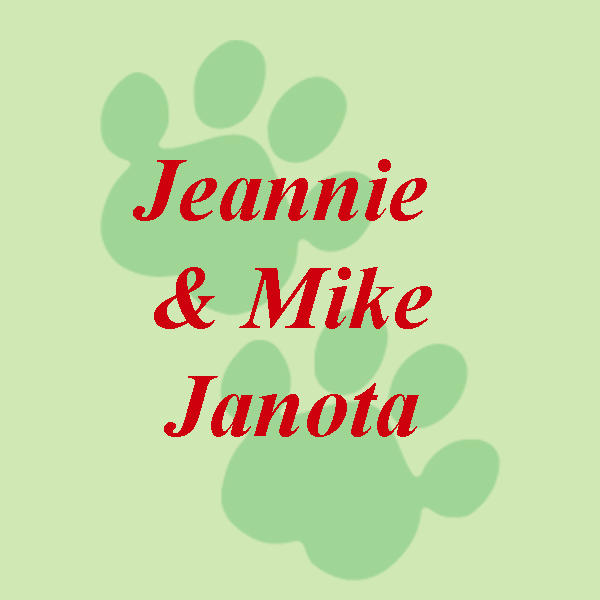 Jeannie and Mike Janota