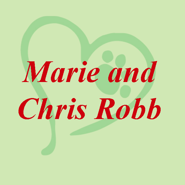 Marie and Chris Robb