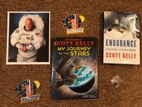 "Autographed Items by Astronaut Scott Kelly including ""Endurance"" 202//152"