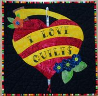 I Love Quilts //199