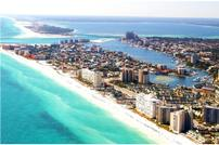 Destin 7 Days on the Beach for 10 People 202//134