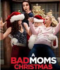 A Bad Moms Christmas Movie Viewing Party