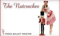 The Nutcracker - 4 tickets to The Nutcracker at the Winspear Opera House