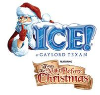 The Gaylord Texan Getaway and ICE! Experience