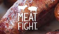 Meat Fight for a year