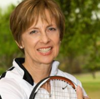 Tennis Mini-Camp with Tennis Pro Sally Frame 202//200