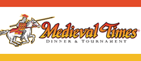 Medieval Times - Passes for 2 202//87