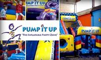Pump It Up $50 GC for Party 202//121