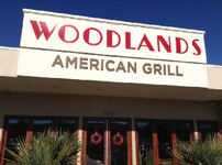 $50 Woodlands American Grill 202//150