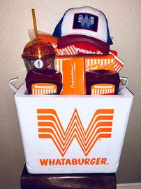 Whataburger For A Year #1 202//269