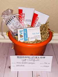 Rodan + Fields Spring Basket 202//269