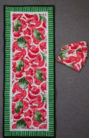 Watermelon and Napkins 180//280