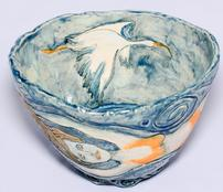 Bowl by Kim  Carothers 202//174