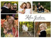 Gift Certificate for Consultation, Portrait Session & 11x14 Family Portrait 202//153