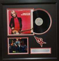Tom Petty Signed Memorbilia 202//209