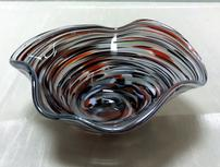 Glass Blown Bowl 202//153