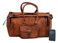 Leather Duffle Bag 202//149