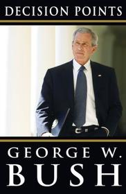 Signed George W. Bush book Decision Point 182//280