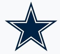 4 Dallas Cowboys tickets and field passes 202//183