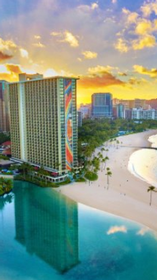 Ocean Views for 5 Nights at Hilton Hawaiian Village Waikiki Beach Resort 157//280