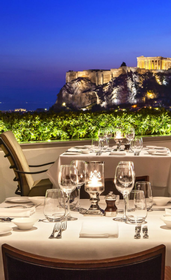 2 Nights at the Hotel Bretagne in Athens 171//280