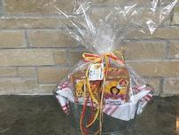 Basket of Cookie Mix Kits and Gift Card for Delivered Kimber's Cookies 202//152