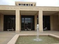 Two Guest Passes to the George W. Bush Presidential Library and Museum 202//151