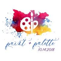 Paint & Palet Party - Sun Oct 14, 2-5pm in the BL Art Courtyard 202//202
