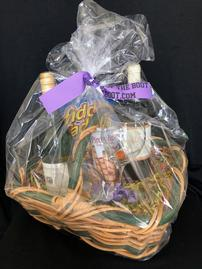 French White wine sampler basket 202//269