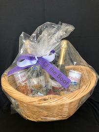 French champagne basket 202//269