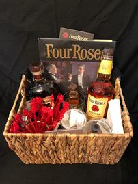 Four Roses Bourbon Gift Set 202//269