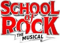 Opening night at SCHOOL OF ROCK! 202//143