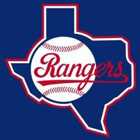 Texas Rangers Baseball 202//202