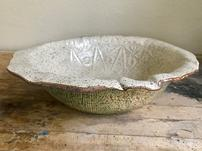 Hand Crafted Custom Pottery Bowl 202//151