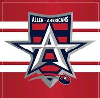 Allen Americans Hockey Tickets! 202//198