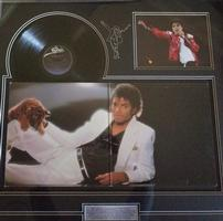 Michael Jackson Collectible Vintage Album Memorbilia 202//200