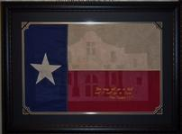 "Texas ""Ghost of the Alamo"" Flag 202//149"