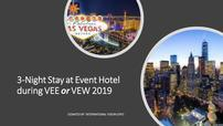 3-Night Hotel Stay at Vision Expo 2019/International Vision Expo