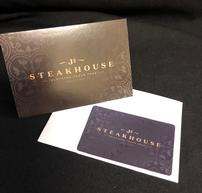 Steakhouse Gift Card 202//193