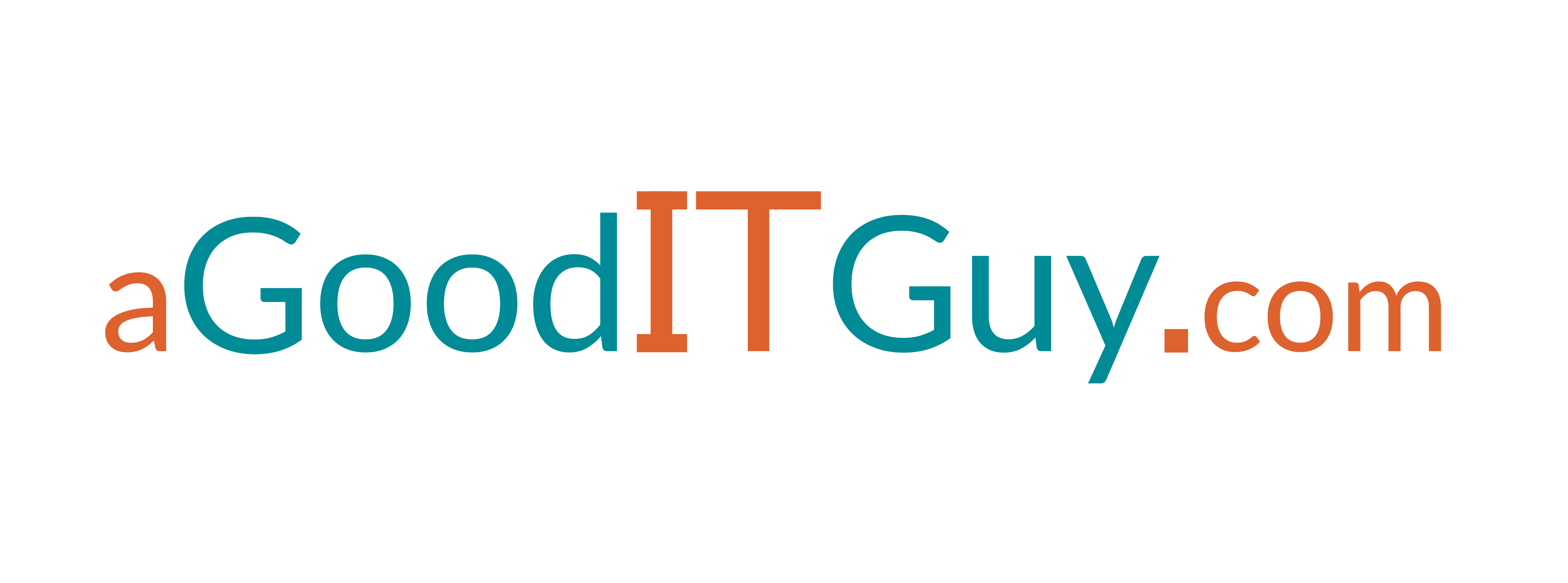 Click Here... a Good IT Guy