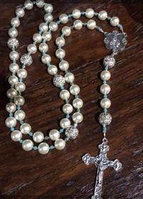 Pearls Rosary