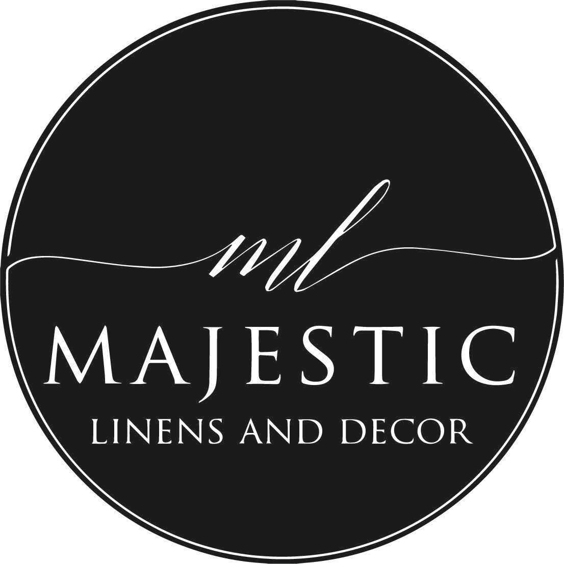 Click Here... Majestic Linens and Decor