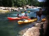 Stay Cool - Yeti Cooler and Kayaking
