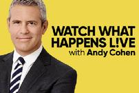 Two tickets to Watch What Happens w/ Andy Cohen (LIVE); exp 3/31/21
