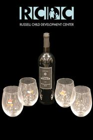 Millier Wine & Holiday Glasses 187//280